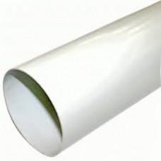 Труба вентиляционная д.100(1000мм) бел.