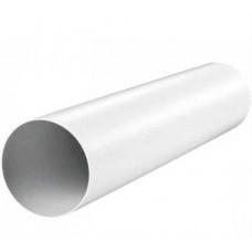 Труба вентиляционная д.100(1220-1250мм) бел.