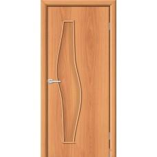 Дверь Волна ДГ 80 миланский орех