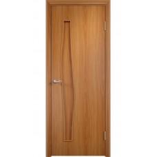 Дверь Волна ДГ 90 миланский орех