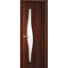 Дверь Волна ДО 80 итальянский орех