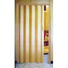Дверь пластик(глухая)Expan door Махагон №95