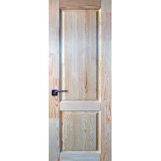 Дверное полотно ДПГ-60 (синева) 2 сорт