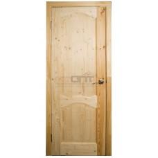 Дверное полотно ДПГ-70 (синева) 2 сорт