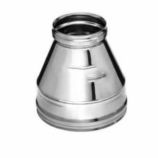 Дымоход Ф115х200 Конус/0,5мм
