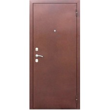 Дверь метал.Елисей  Медь Яблоня 86R
