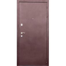 Дверь метал.Елисей  Медь Яблоня 96L