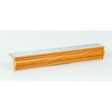 Карниз алюм.355 2,0м Японский вяз