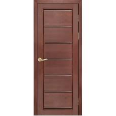 Дверь Премьер+ Махагон 80см ПОЧ