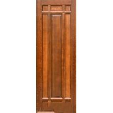Дверь Альпина МАХАГОН 80см ПОС