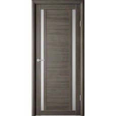 Дверь ДО 80 Рига кедр серый Арт-шпон(Фрегат)УТ000037882