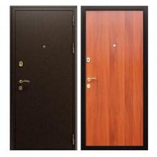 Дверь метал.Златомир 3 Медь Ольха 96L