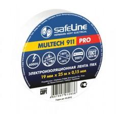 Изолента ПВХ Safeline 19/25 в ассорт.