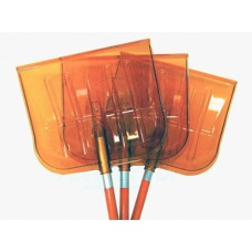 Лопата поликарбонатная, прозрачная (19091)