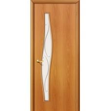 Дверь Волна ДОФ 90 миланский орех
