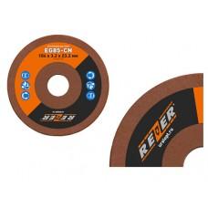 Диск абразивный д/заточки цепей Rezer EG85-CN 104х3,2х23,2 для станка (00-0000353)