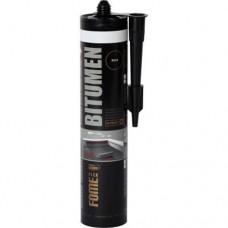 Герметик FOME FLEX Bitumen кровельный черный 300мл (01-4-2-008/106127)