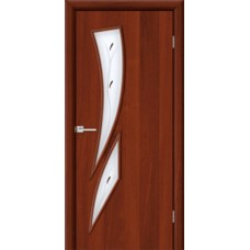 Дверь Стрелиция ДОФ 70 итальянский орех