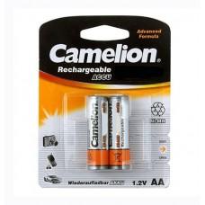 Аккумулятор Camelion R6 2000-mAh Ni-MH BL2 (12307)