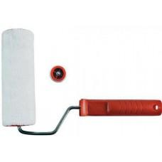 Валик велюровый с ручкой FiT 100мм (02571)