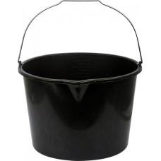 Ведро пластик для перемеш. р-ра с носиком 20л (04088)
