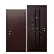 Дверь мет/мет ARGUS mini 1900*870R К16П24