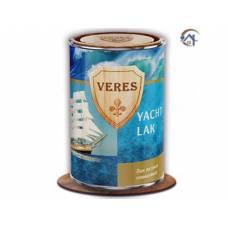 Лак VERES яхтный 0,75л матовый (45945)