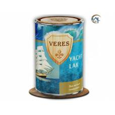 Лак VERES яхтный 0,75л полуматовый (45942)