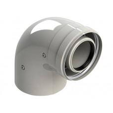 Колено диам. 60/100L MF 90 RTF17.001 (НС-1011731)