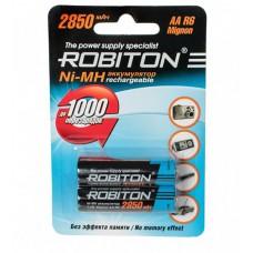 Аккумулятор Robiton R6 2850mAh Ni-MH BL2 (248418)