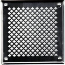 Сетка вентиляц. D135 высокая (нерж.)