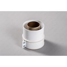 Адаптер KRATS вертикальный ф60/100 (Navien, Bosch, Buderus, Protherm) VA-02N/AL (51447)