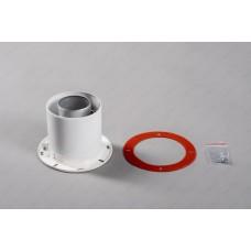 Адаптер KRATS вертикальный ф60/100 (кроме Navien, Immergas) VA-01/AL (51445)