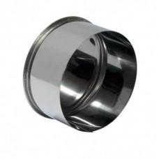 Заглушка 0,5мм ф120 внутр. Феррум (16087)