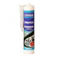 Герметик KRASS силикон санитар. 300мл б/ц