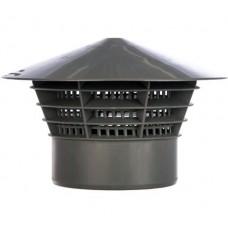 Зонт вентиляционный ф110 Политрон (940110)