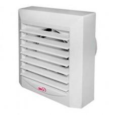 Вентилятор EURO d100 4A АВТОМАТ жалюзи б/шнура (509018)