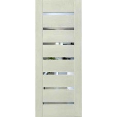 Дверь Mistral 2Z ПГ 800мм Софт белый (00-00003380)
