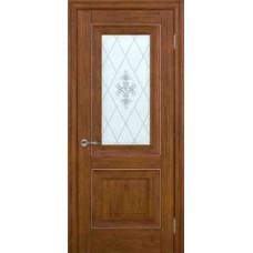 Дверь Pascal 2 ПОС 800мм Каштан (00-00002872)
