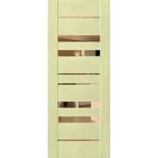 Дверь Mistral 6B ПГ 800мм Софт капучино (00-00003376)
