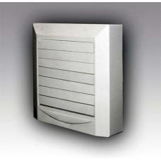 Вентилятор настенный EURO d125 автомат 5A жалюзи б/шнура (509020)