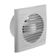 Вентилятор настенный AURAMAX OPTIMA d125 5-02 c тяговым выключ. (532737)
