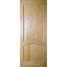 Двери Каролина ДГ21-9-80см (массив сосны) с коробкой