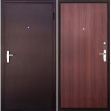Дверь мет.АМД (Итальянский орех) Антик 960R