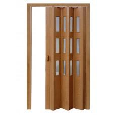 Дверь раздвижная Фаворит 2050*840 со стеклом в ассор.