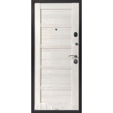 Дверь метал. 2k-80 мет/дуб фил.крем 2050*860Д 80мм