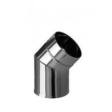 Колено 0,5мм 45гр.(135гр) ф120 Феррум (16259)