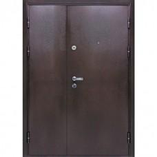 Дверь двухстор  мет/мет Техническая (1200*2050) R