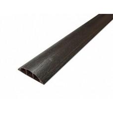 Набор комплект для наличника с кабель-каналом 70мм Идеал Венге