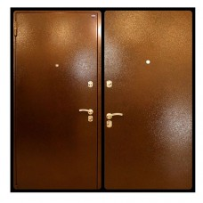 Дверь метал. 2k-УК Steel2-100 мет/мет 2050*860L